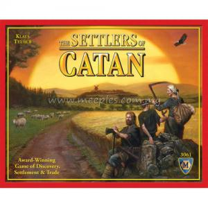 The Settlers of Catan (4th Edition)