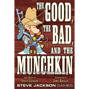 The Good, the Bad, and the Munchkin