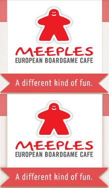Meeples Logo - Home button